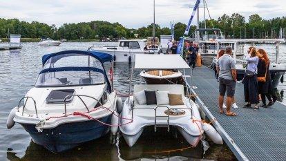 XII Mazurskie Targi Sportów Wodnych